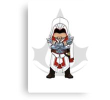 Assassin's Creed Brotherhood Chibi Ezio Auditore Canvas Print