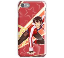 Keith Voltron 2 iPhone Case/Skin