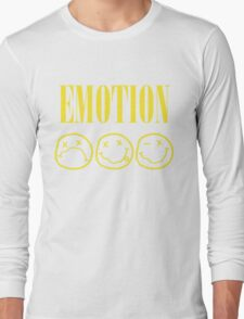 Emotion Nirvana Long Sleeve T-Shirt