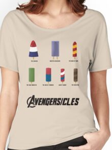 AVENGERSICLES Women's Relaxed Fit T-Shirt