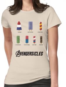AVENGERSICLES Womens Fitted T-Shirt