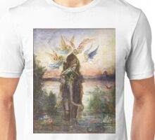 The Sacred Elepant Painting (1882) Unisex T-Shirt