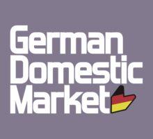 German Domestic Market (3) Kids Tee