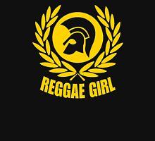 REGGAE GIRL Womens Fitted T-Shirt