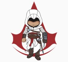 Altaïr Ibn-La'Ahad: Assassins Creed Chibi Kids Clothes