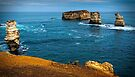 Bay of Islands - Great Ocean road-Victoria by Yukondick