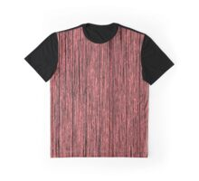 Line Art - the Reds pattern Graphic T-Shirt