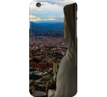 Watching Over Cuenca iPhone Case/Skin