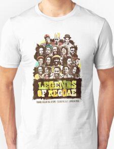 Legends Of Reggae Unisex T-Shirt