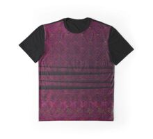 Old Purple and Gold Graphic T-Shirt