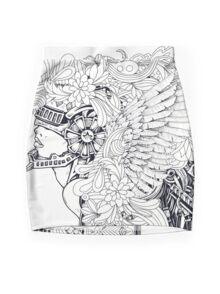 www.artherapie.ca Mini Skirt
