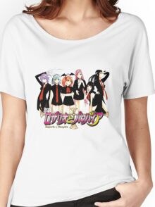 the whole cast V+R Women's Relaxed Fit T-Shirt