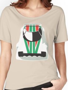 Lancia Stratos rally Women's Relaxed Fit T-Shirt