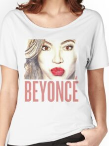 beyonce Women's Relaxed Fit T-Shirt