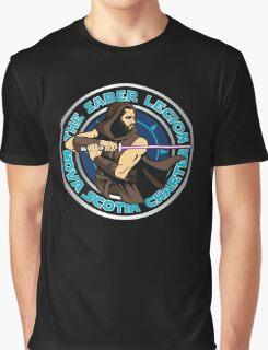 TSL Nova Scotia Charter Logo Graphic T-Shirt