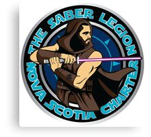 TSL Nova Scotia Charter Logo Canvas Print