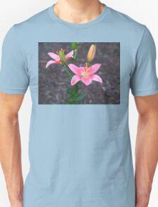 Beautiful Lilies Unisex T-Shirt