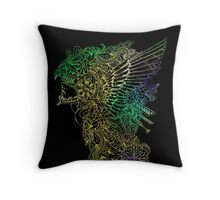 www.artherapie.ca Throw Pillow