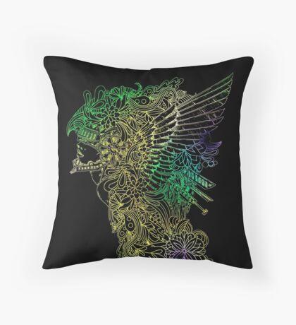 www.artherapie.ca Throw Pillow