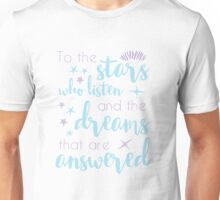 The Stars Who Listen Unisex T-Shirt