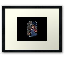 La MujerLobo (The WereWolf) Framed Print