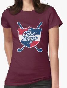El Coke Boys Classico Womens Fitted T-Shirt