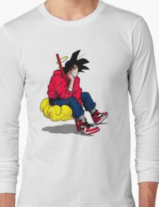 Goku Long Sleeve T-Shirt