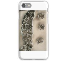 pieces of a larger puzzle iPhone Case/Skin