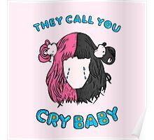 Cry Baby Tears Poster