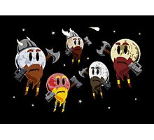 Dwarf Planets Photographic Print