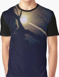 *da Moon's Sa Portal** Graphic T-Shirt