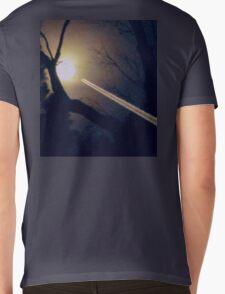 *da Moon's Sa Portal** Mens V-Neck T-Shirt