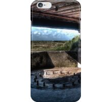 WW2 bunker iPhone Case/Skin
