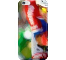 Cyclist Two iPhone Case/Skin