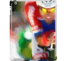 Cyclist Two iPad Case/Skin