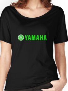 Yamaha Logo Women's Relaxed Fit T-Shirt