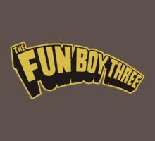 THE FUN BOY THREE One Piece - Short Sleeve