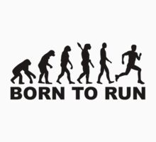 Evolution Born to run by Designzz