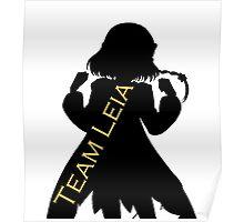 Team Leia Poster