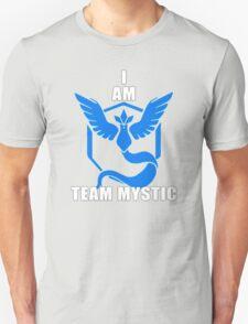 """I AM"" Team Mystic Unisex T-Shirt"