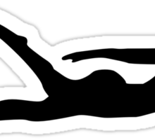 Snorkeling Sticker