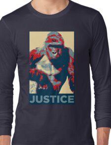 Harambe: Justice Long Sleeve T-Shirt