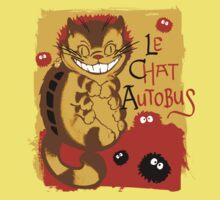 Le Chat Autobus - Catbus Kids Clothes