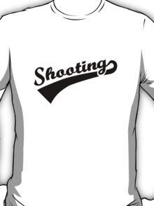 Sports shooting T-Shirt