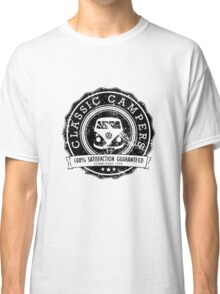 Retro Badge Black VW Classic Grunge Classic T-Shirt