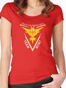 Instinctive  Women's Fitted Scoop T-Shirt