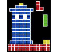 "Nostalgic ""Whos' Game"" design Photographic Print"