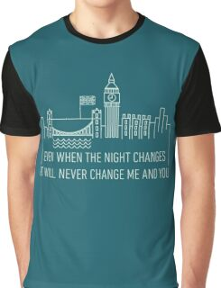 Night Changes Graphic T-Shirt