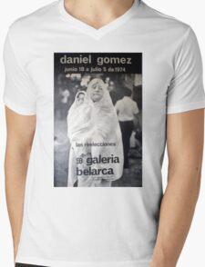 Daniel Gomez - Galeria Belarca Mens V-Neck T-Shirt