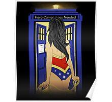 Hero Companion Box Poster